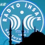 Logo da emissora Ihsan 101.3 FM