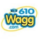 Logo da emissora WAGG 610 AM