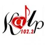 Logo da emissora Kalp 102.2 FM