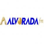 Logo da emissora R�dio Alvorada do Sul 96.7 FM