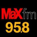 Logo da emissora Max 95.8 FM