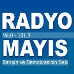 Logo da emissora Mayis 96 FM