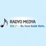 Logo da emissora Medya 101.8 FM