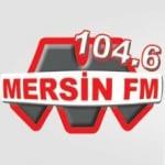 Logo da emissora Mersin 104.6 FM