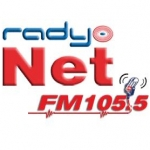 Logo da emissora Net 105.5 FM