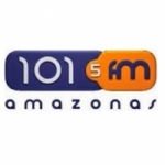 Logo da emissora R�dio Amazonas 101.5 FM