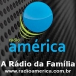 Logo da emissora R�dio Am�rica 580 AM