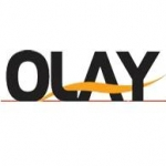 Logo da emissora Olay 90.5 FM