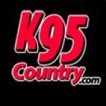Logo da emissora WKHK 95 FM K
