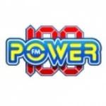 Logo da emissora Power 100 FM