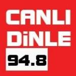 Logo da emissora Radyo 80 94.8 FM