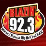 Logo da emissora Radio WLZN 92.3 FM