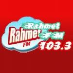 Logo da emissora Rahmet 103.5 FM