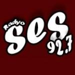 Logo da emissora Ses 92.7 FM