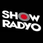 Logo da emissora Show Radyo 89.9 FM