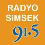 Logo da emissora Simsek 101.1 FM