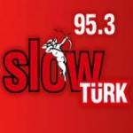 Logo da emissora Slow Turk 95.3 FM
