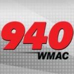 Logo da emissora Radio WMAC 940 AM