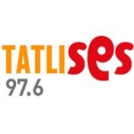 Logo da emissora Tatlises 97.6 FM