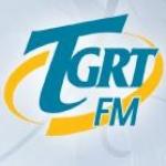 Logo da emissora TGRT 93.1 FM