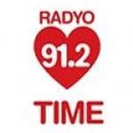 Logo da emissora Time 91.2 FM