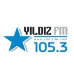Logo da emissora Yildiz 105.3 FM