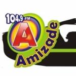 Logo da emissora R�dio Amizade 91.1 FM