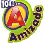 Logo da emissora R�dio Amizade 104.9 FM
