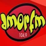 Logo da emissora R�dio Amor 104.9 FM