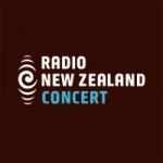 Logo da emissora Radio New Zealand Concert 92.6 FM