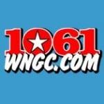 Logo da emissora WNGC 106.1 FM
