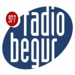 Logo da emissora Radio Begur 97.7 FM