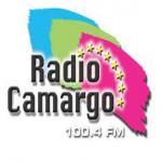 Logo da emissora Radio Camargo 100.4 FM