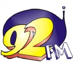 Logo da emissora R�dio 92 FM