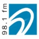 Logo da emissora Radio Desvern 98.1 FM