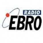 Logo da emissora Radio Ebro 105.2 FM
