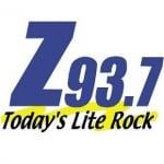 Logo da emissora Radio WPEZ 93.7 FM