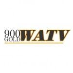 Logo da emissora WATV 900 AM 900 Gold
