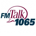 Logo da emissora WAVH 106.5 FM Talk