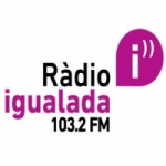 Logo da emissora Radio Igualada 103.2 FM