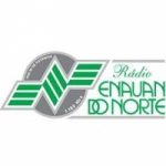 Logo da emissora R�dio Enauan do Norte 1180 AM