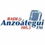 Logo da emissora Radio Anzoategui 105.3 FM