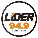 Logo da emissora Radio Lider 94.9 FM