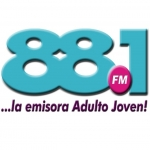 Logo da emissora Radio Adulto Joven 88.1 FM