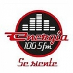 Logo da emissora Radio Energia 100.5 FM