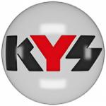 Logo da emissora Radio Kys 101.5 FM