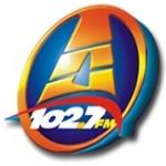 Logo da emissora R�dio Antena Sul 102.7 FM