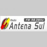 Logo da emissora R�dio Antena Sul 98.3 FM
