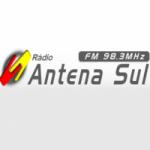 Logo da emissora Rádio Antena Sul 98.3 FM