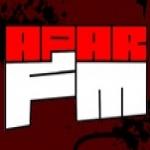 Logo da emissora Rádio APAR 102.7 FM